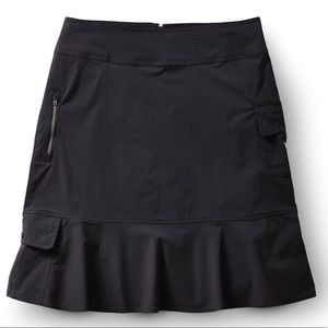 Royal Robbins | Discovery Skirt Size 8 - Black